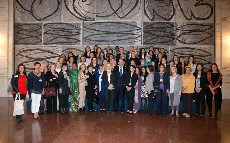 Foundational Event of the Mediterranean Women Mediators Network