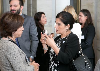 Founding conference of the Mediterranean Women Mediators Network - Photo Leonardo Puccini