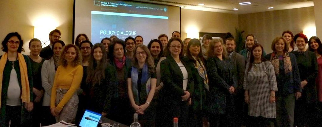 """Women and conflicts: diagnosis and proposals for action"": workshop in Brussels with activists, experts and policy-makers"