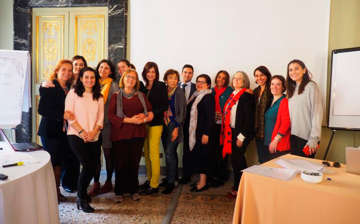 Training and Experience Sharing on Inclusive and Gendered Mediation (English Edition)