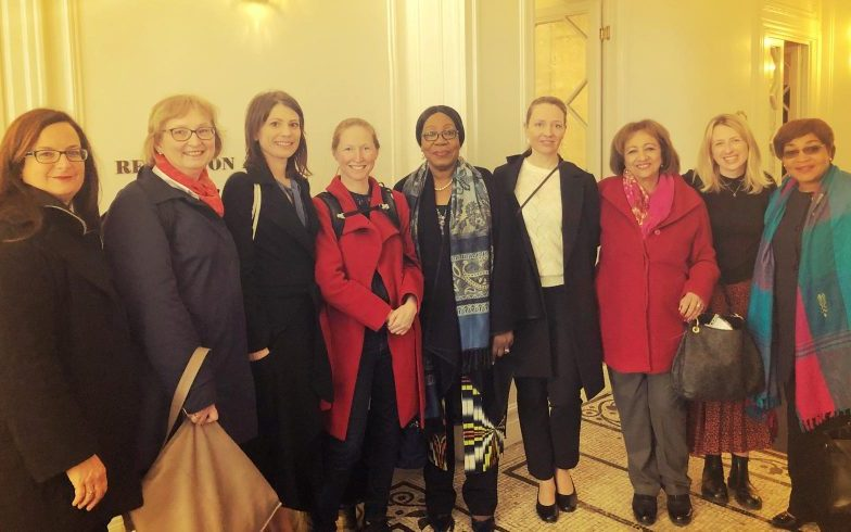 The Global Contact Group for Women Mediators Networks Meets in Rome
