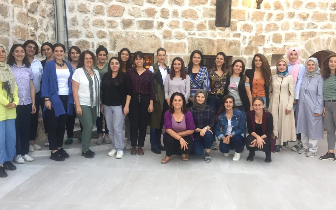 The MWMN Turkish Antenna conducts its first local trainings on Conflict Resolution and Mediation for Women