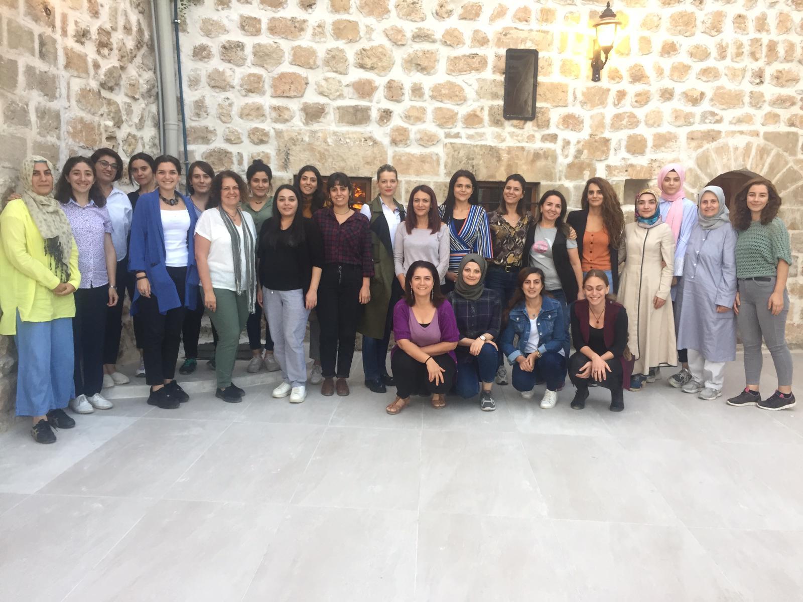 L'antenne turque du RFMM organise ses premières formations au niveau local sur la résolution des conflits et de la médiation pour les femmes