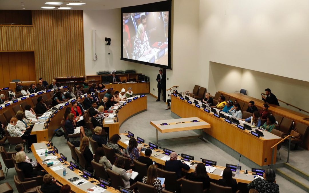 Launch of the Global Alliance of Regional Women Mediator Networks