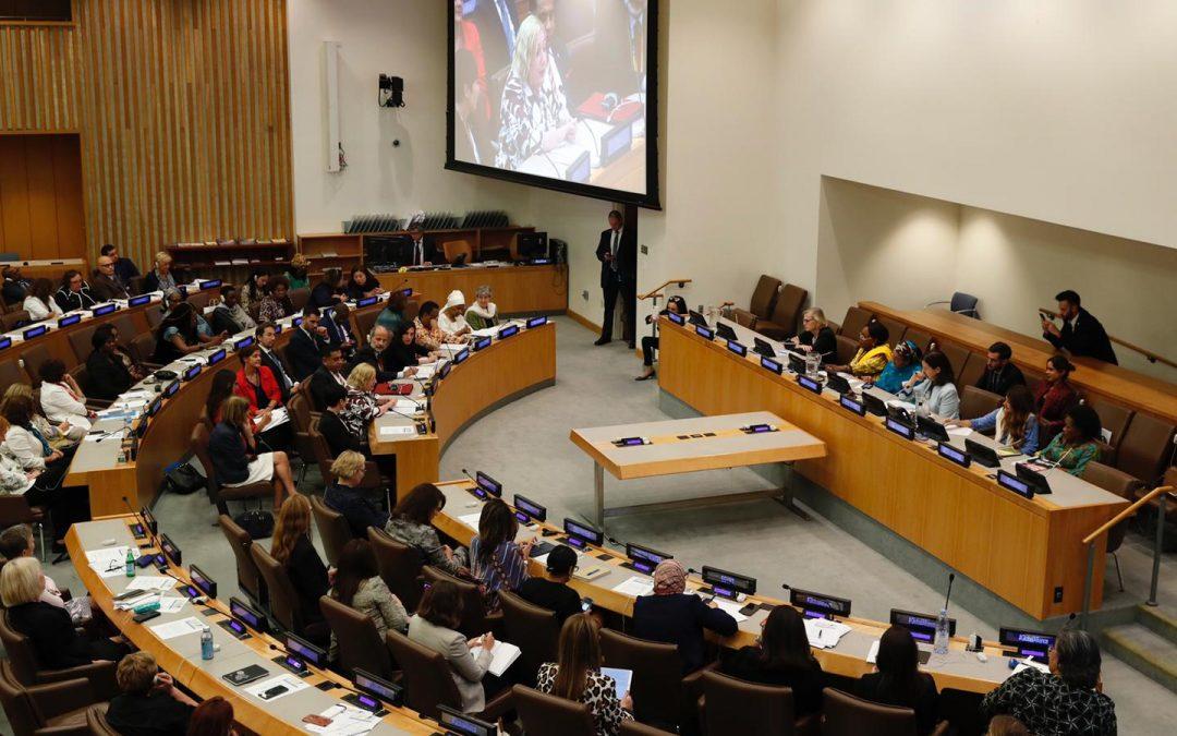 Lancement de l'Alliance mondiale des réseaux régionaux de médiatrices