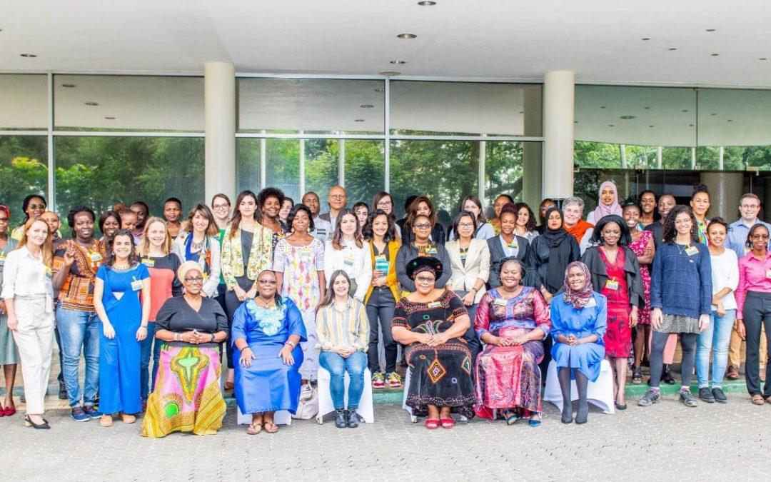 2ème Forum international des jeunes femmes sur la médiation