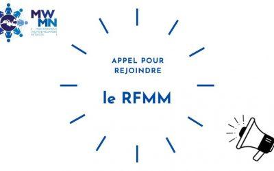 Appel pour de nouvelles médiatrices du RFMM