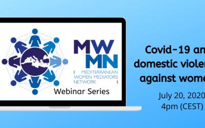 MWMN Webinar Series – Covid-19 and domestic violence against women