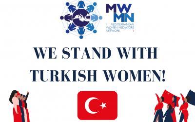 Déclaration sur le retrait de la Turquie de la Convention d'Istanbul